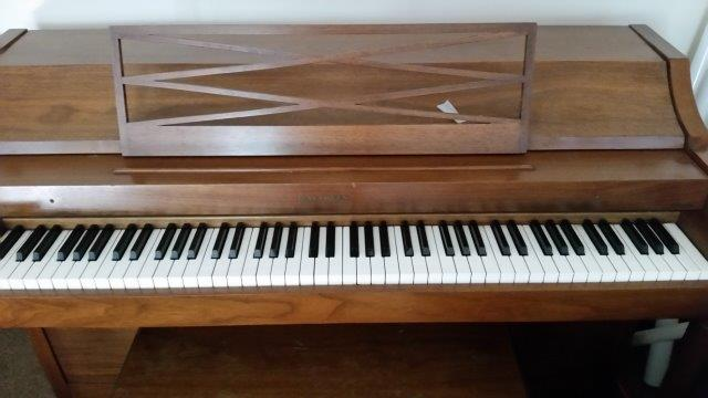 Piano and keyboards available