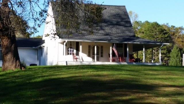 Geroge W. Truett Home