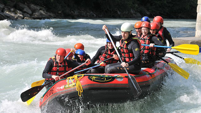 Rafting nearby at Nantahala or Ocoee