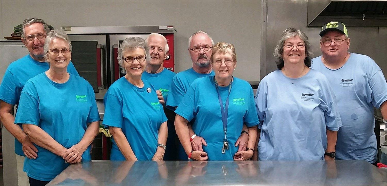 COM Truett Volunteers